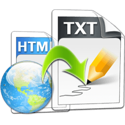S-Ultra HTML To Text Converter. With S-Ultra HTML To Text Converter you can convert HTML files to a plain text format easily and effortlessly.. Features: Convert HTML to Text, Option to maintain source directory structure, A two click process to convert to text, and much more...,